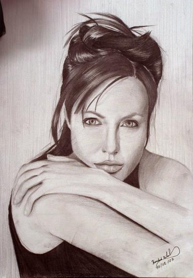 Angelina Jolie por bilalo